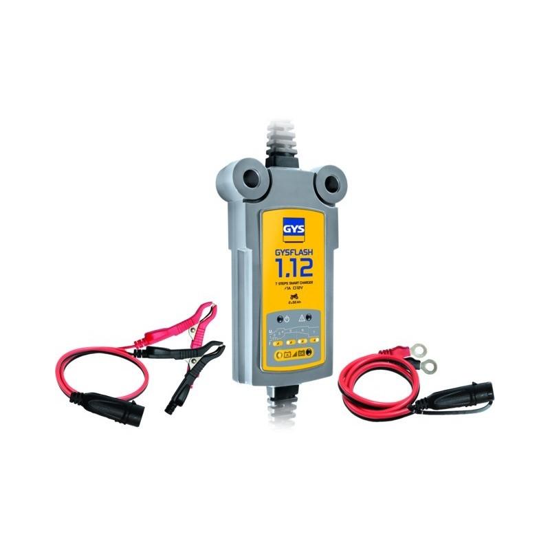 Chargeur de batterie gysflash 1.12 v Gys