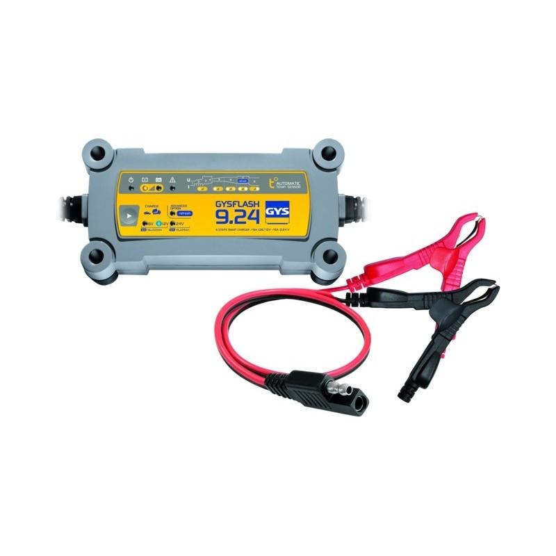 Chargeur de batterie gysflash 9.24 Gys