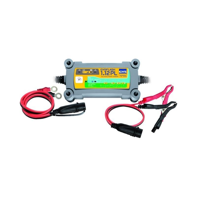 Chargeur de batterie gysflash 1.12 pl Gys