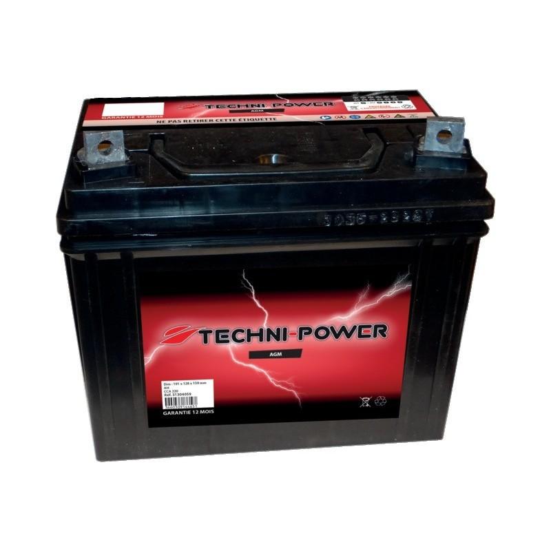 Batterie AGM u1r-11 sla