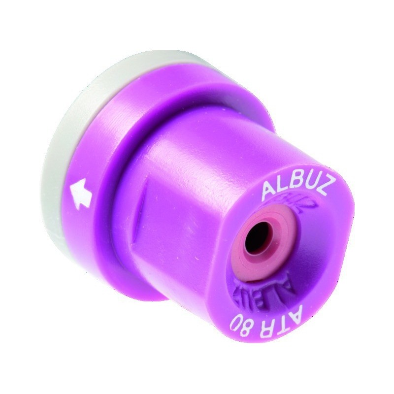 Buse ATR 80° violette 80-0050 albuz