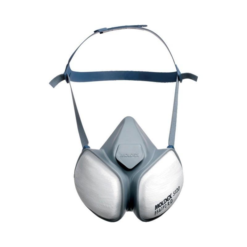 Demi masque jetable a2p3 moldex