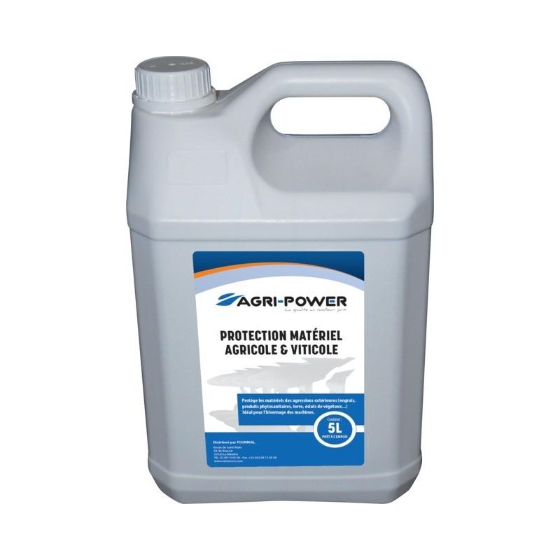 Protection matériel bidon 5l Agri-Power