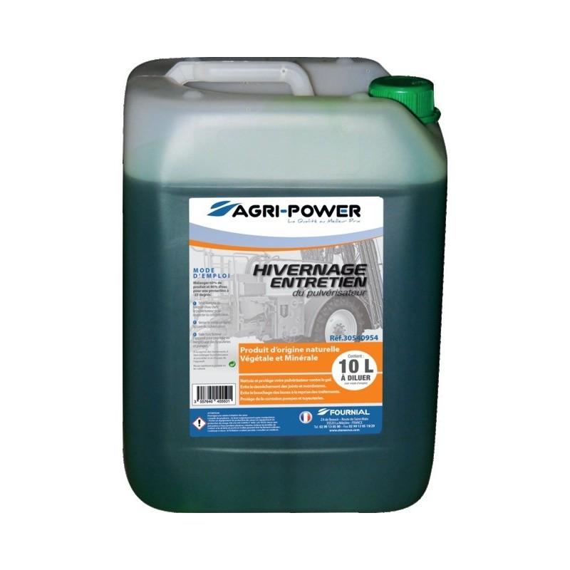 Hivernage Agri-Power végétal minéral bidon 10 L