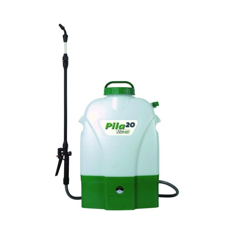 Pulvérisateur à dos électrique 20 litres pila 20