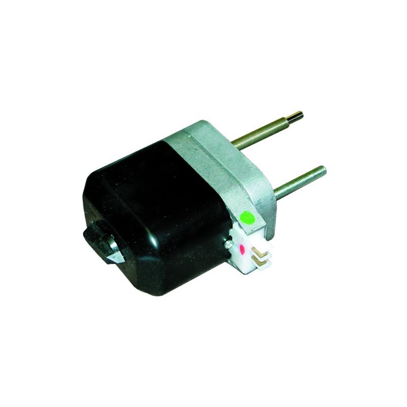 MOT.ES.GLACE 113-2 D.AXE M6 110? 24V