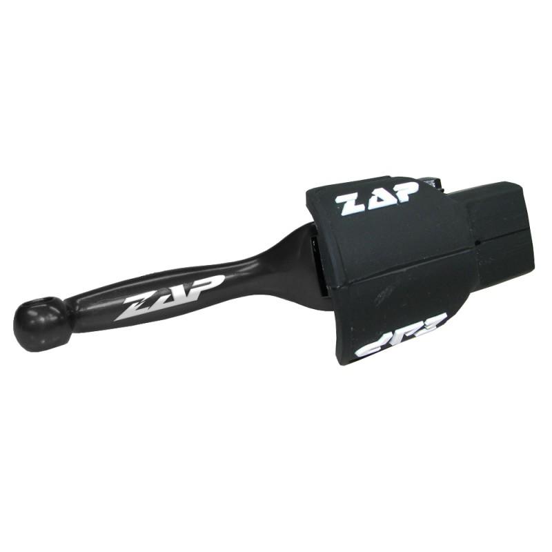 Levier de frein flexible HONDA/BETA/GASGAS bleu ZAP TECHNIX