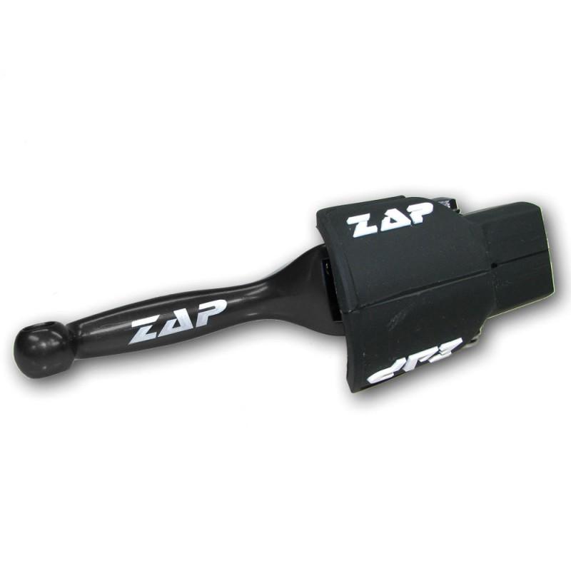 Levier de frein flexible SX/EXC noir ZAP TECHNIX