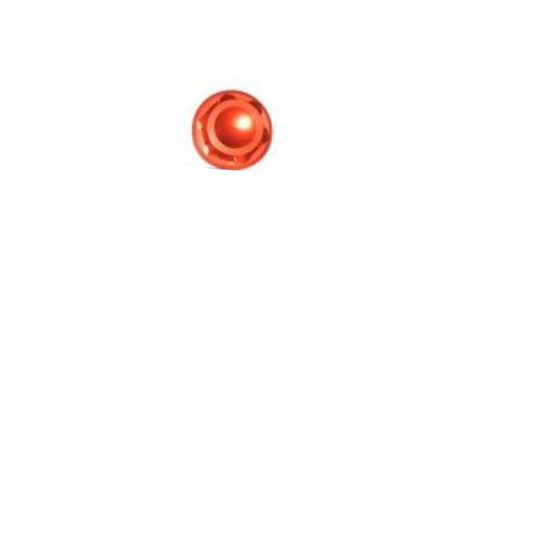 Ecrou de tête de direction KTM EXC/SX 125-525 orange ZAP TECHNIX