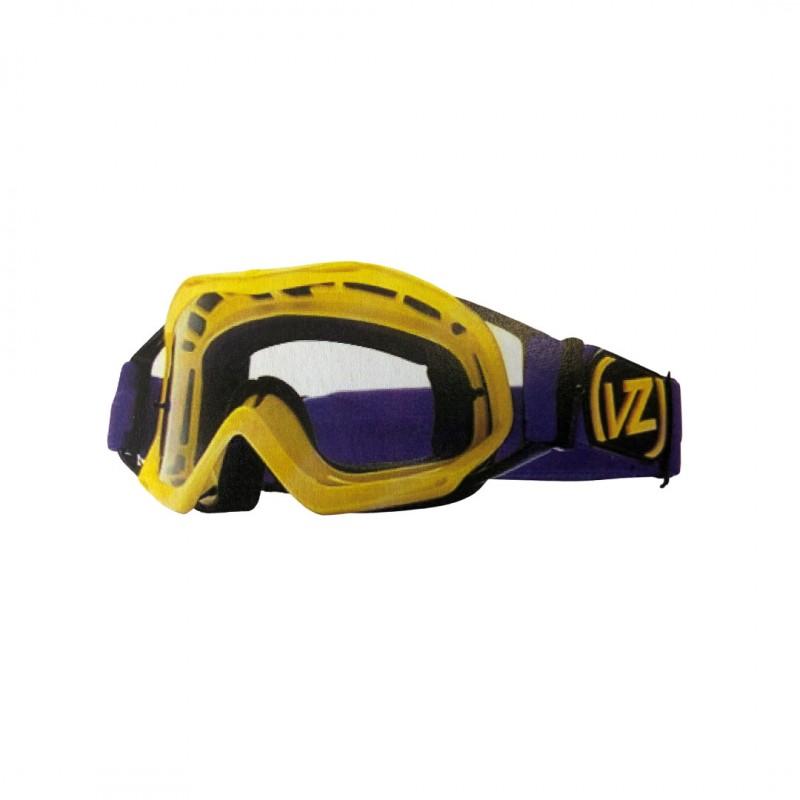 Lunettes de motocross VONZIPPER Bushwick XT Lemon Drop