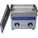 Nettoyeur ultrasons 120 watt avec cuve de 3l