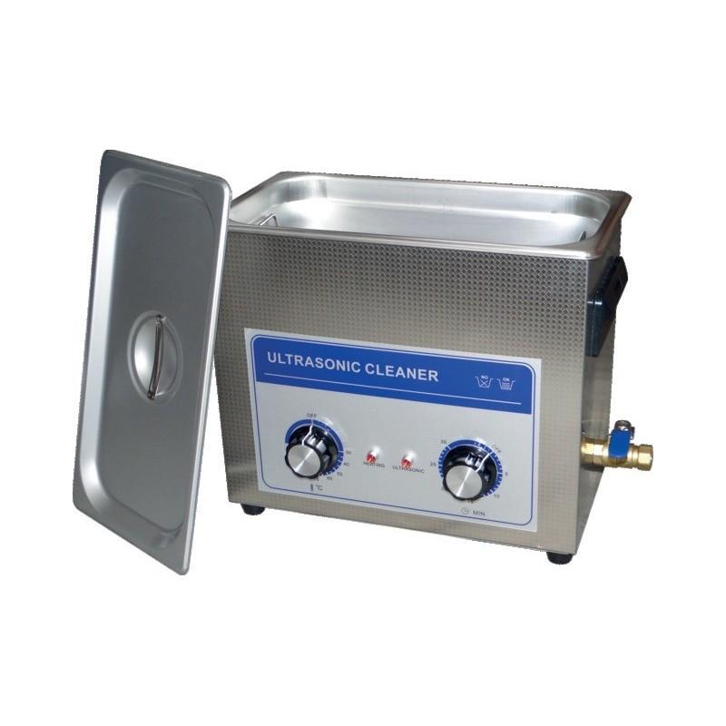 Nettoyeur ultrasons 180 watt avec cuve de 6L