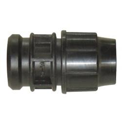 "Raccord pp union femelle taraud 1"" diamètre 25 mm"