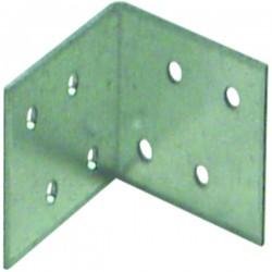 Equerre 40x40x40x2 mm galvanisée Senzimer