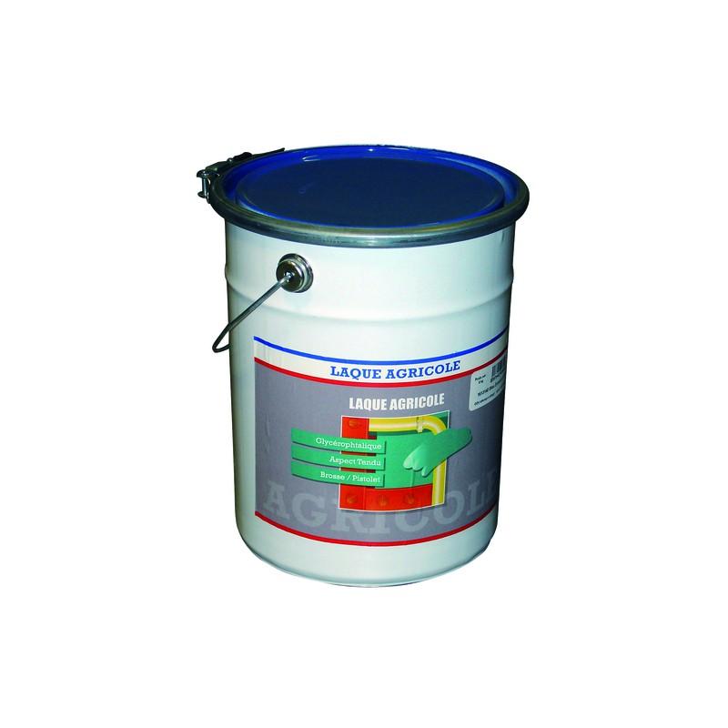 Peinture agricole tracteur remorque 5 litres abcommerces - Peinture blanc laque brillant ...