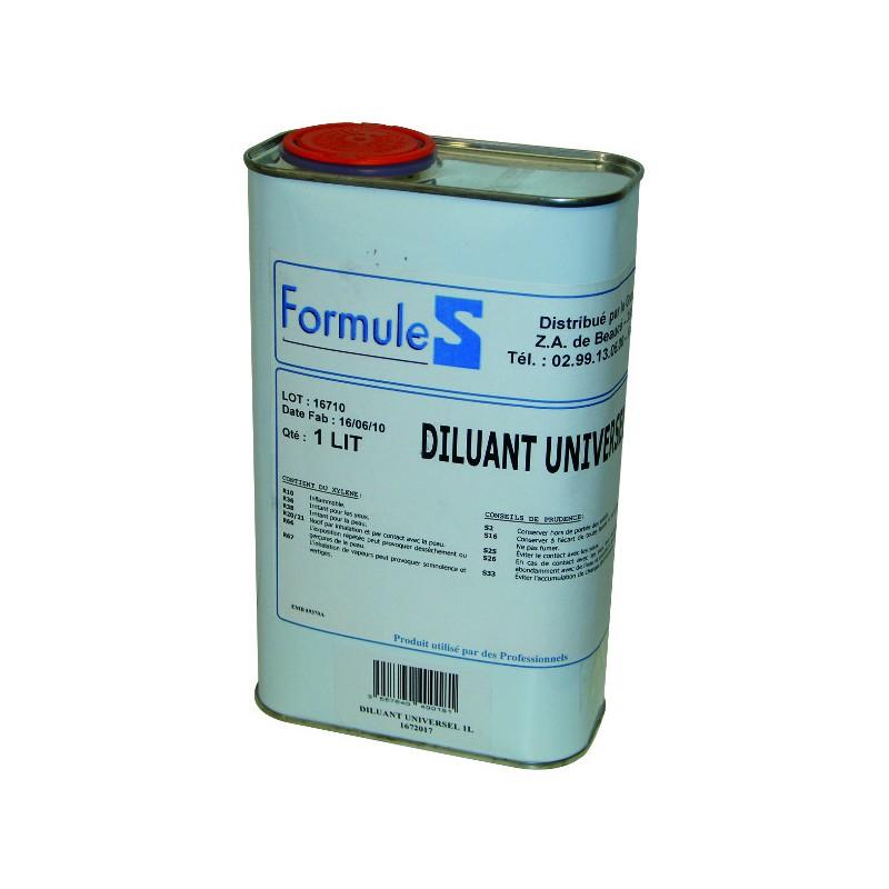 DILUANT UNIVERSEL 1L /LAQUE ANTIR. FORMULE S