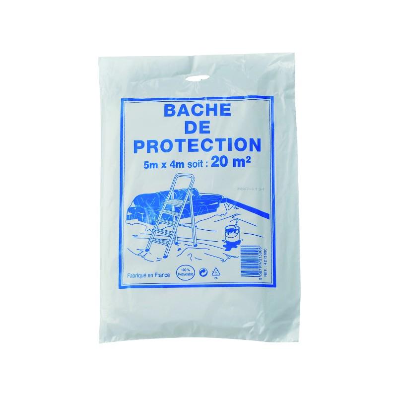 BACHE DE PROTECTION 5MX4M FINE