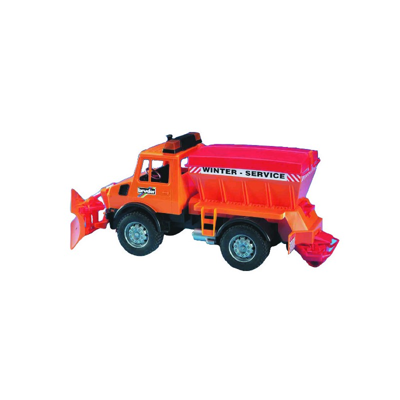 CAMION SERVICE CHASSE NEIGE