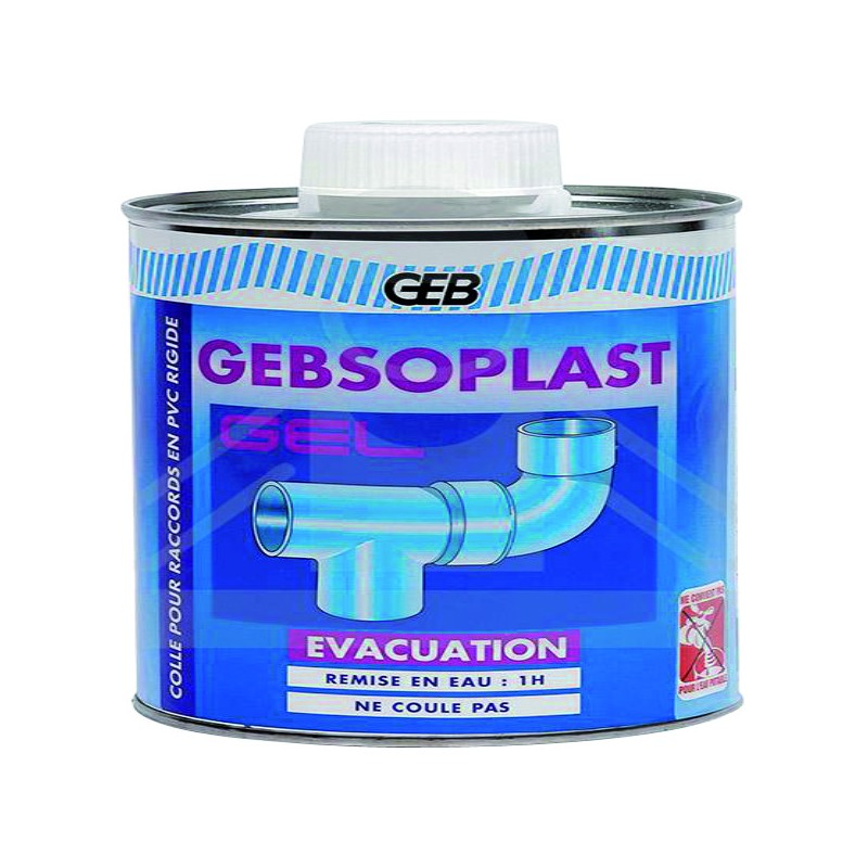 GEBSOPLAST pot av pinceau 240 ml