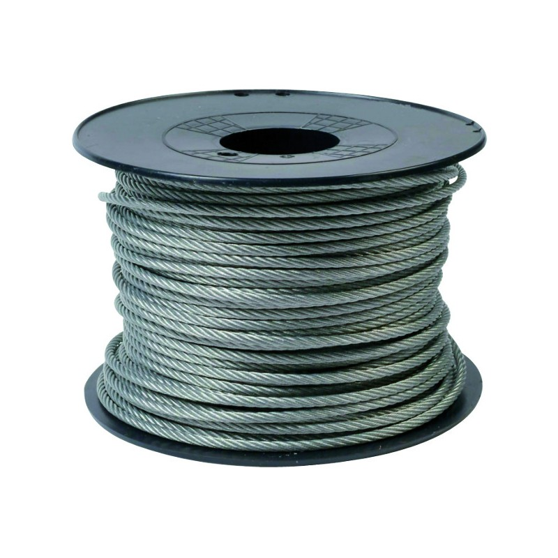 CABLE INOX 7X19 D5 AISI316 1770Nmm2 TOUR.100M