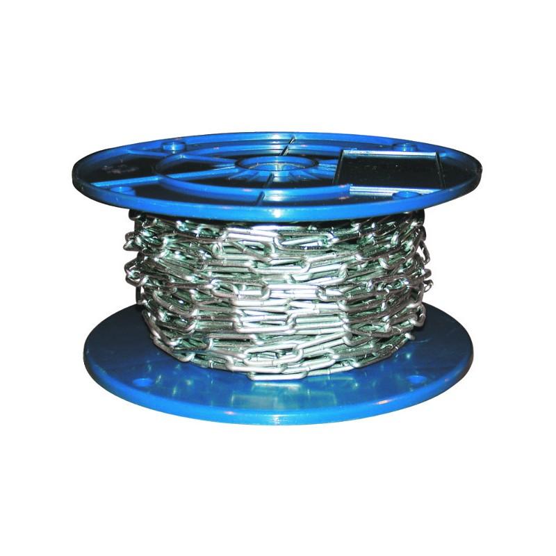 CHAINE DROITE ZG D. 4,5 mm (La bobine 25ml)
