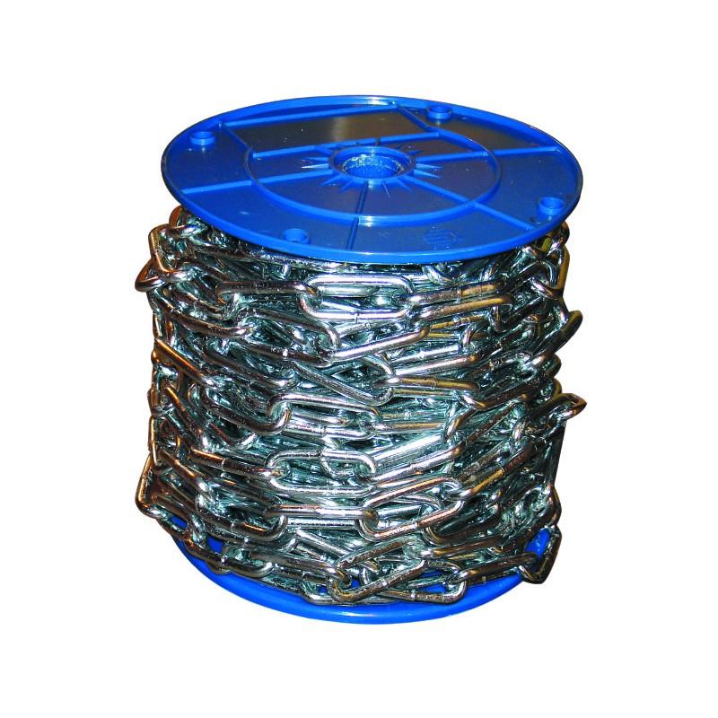 CHAINE DROITE ZG D. 10 mm (La bobine 10ml)