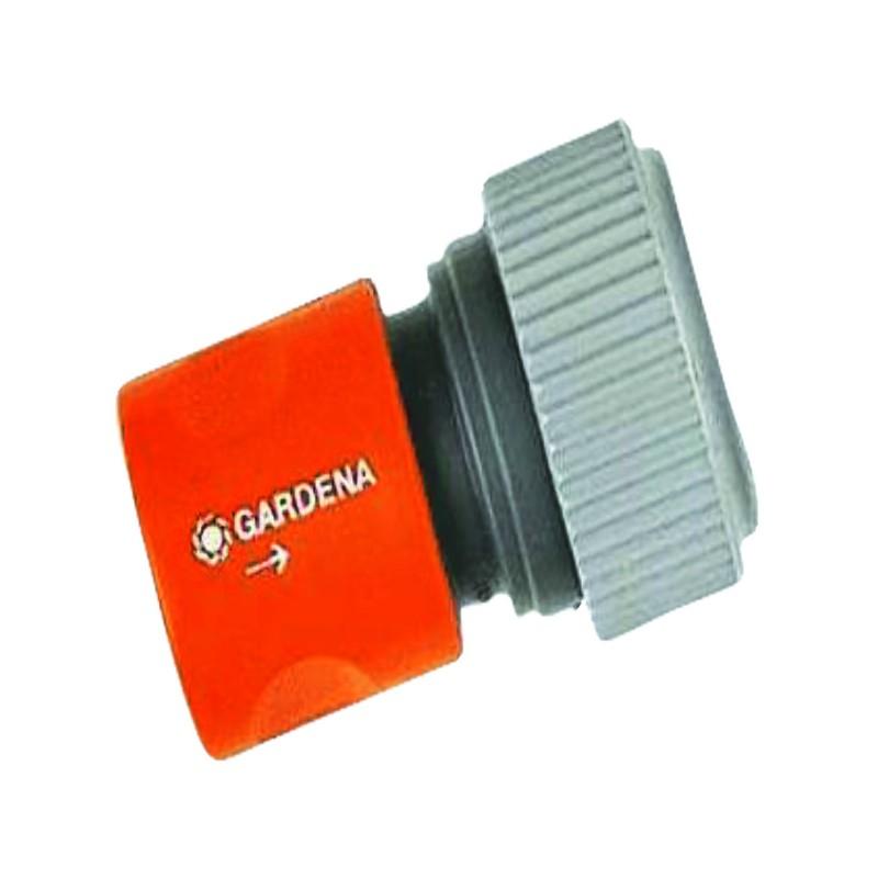 RACCORD RAPIDE 15MM (X2) GARDENA