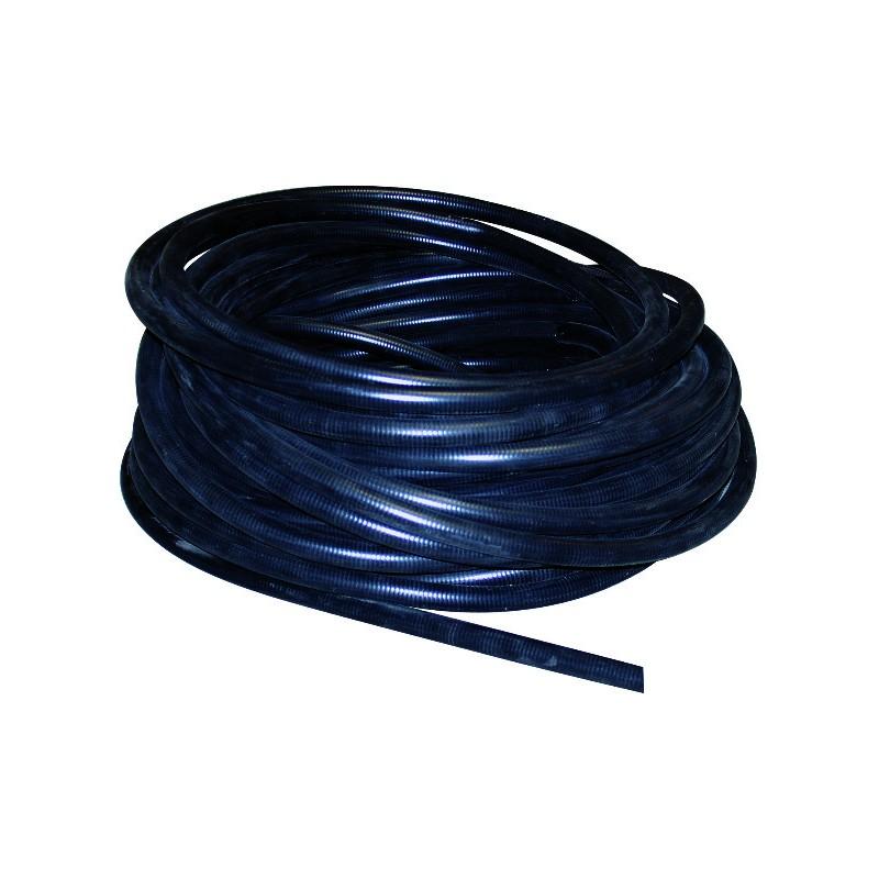 Gaine pour c ble acier 6 mm le m tre - Gaine exterieure pour cable electrique ...