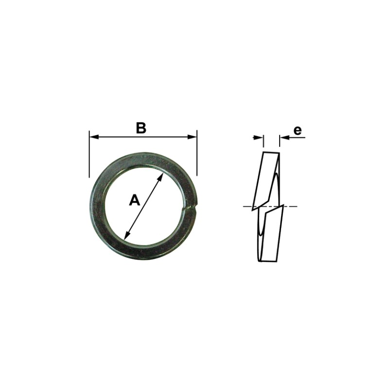 RONDEL. GROWER DIA. 20 ZN NFE 27622 (50)