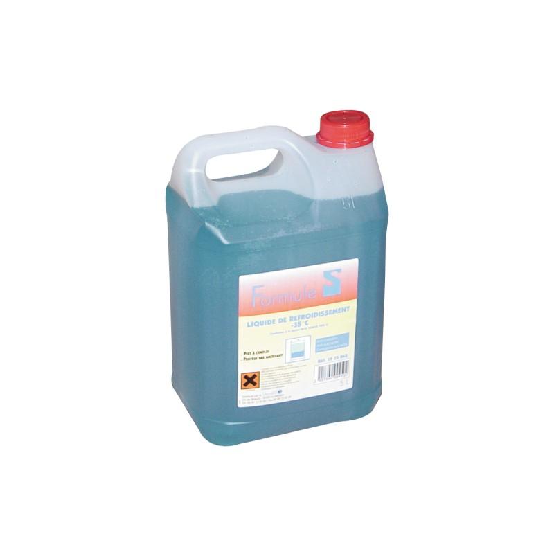 liquide de refroidissement bleu 35 bidon de 60 litres. Black Bedroom Furniture Sets. Home Design Ideas