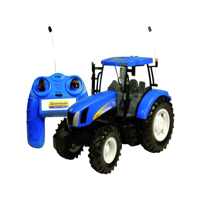TRACTEUR NEW HOLLAND T6070 RADIO COMMAND.1/16