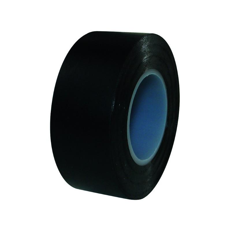 LOT 8 ROULEAUX RUBAN PVC NOIR