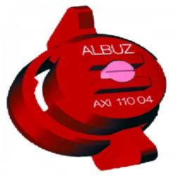 Buse faxi fascap 110 rouge la pièce  Albuz