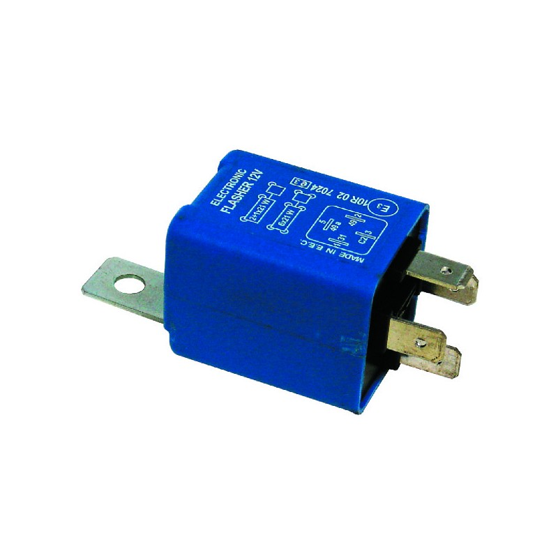 CENTRALE CLIGNOT.12V 2+1(6)X21W 4 CONNECTIONS