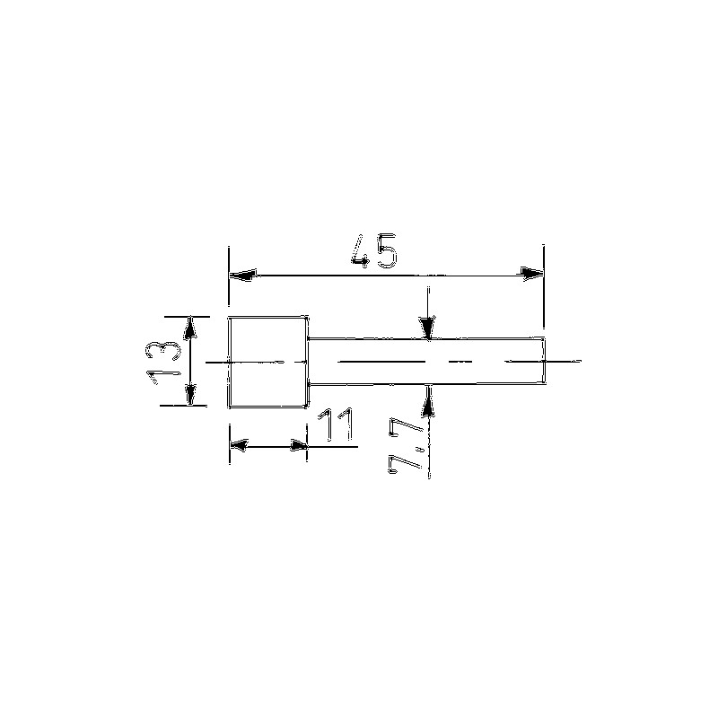 """TRANS.1,45 W50 1GA 1""""3/8X2VR TC.39,5X49-48X58"""