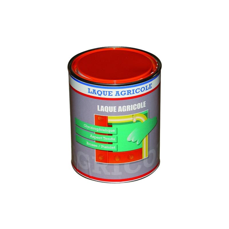 1L.LAQUE ORANGE SAME-KUHN-STEYR R2002 LA3034