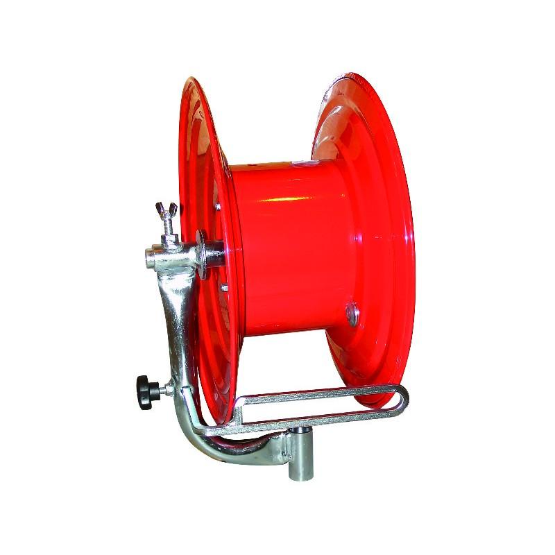 ENROULEUR ACIER PEINT/PIVOT 100M8X10-150M 6X8