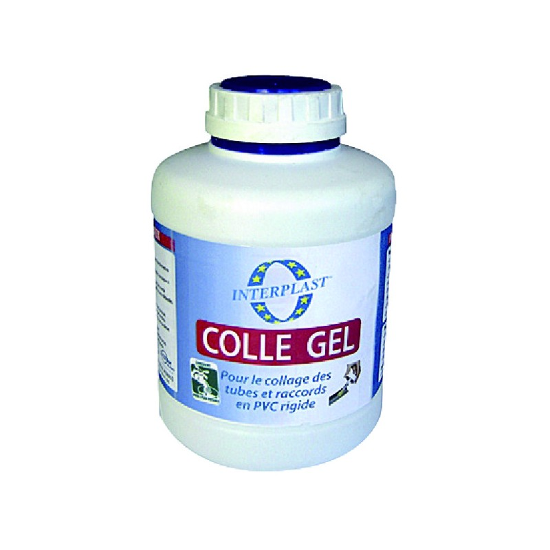 COLLE INTERFIX POT 500 GRAMMES AVEC PINCEAU