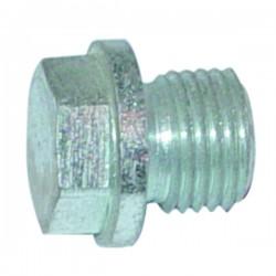 BOUCHON VIDANGE 12X150 6 PANS EXT COLL D.17