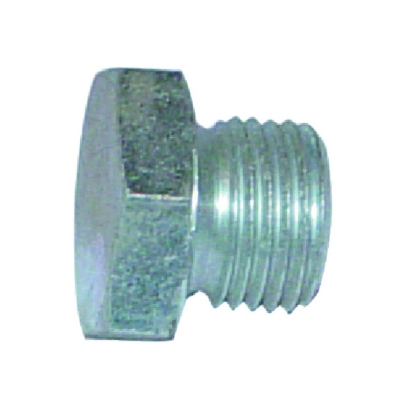 BOUCHON VIDANGE 14X150 6 PANS EXT COLL D.19
