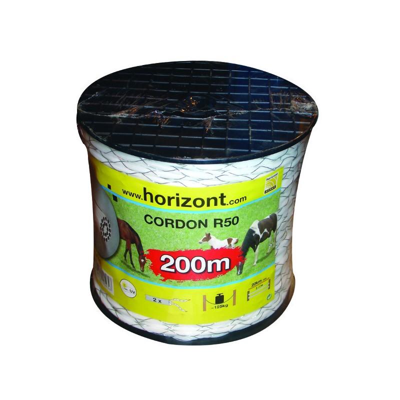 BOBINE 200M CORDON R50
