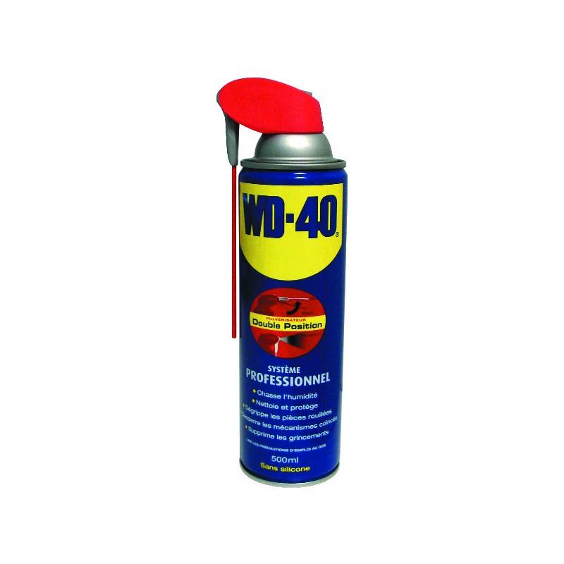 WD 40 MULTI/FONCTI/500 ML PROFESSIONNELLE