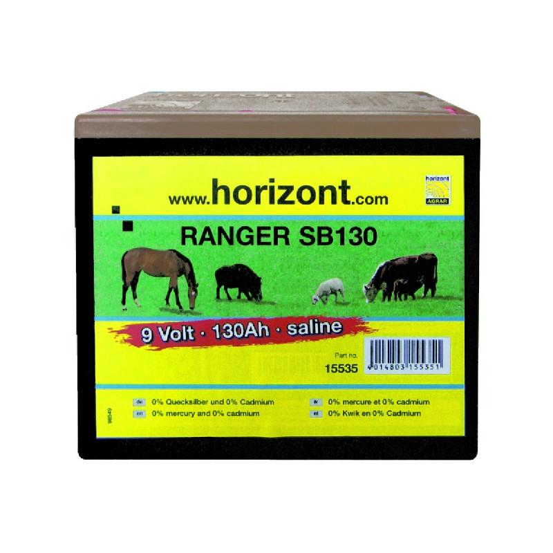 PILE CLOT RANGER SB130 9V 130AH