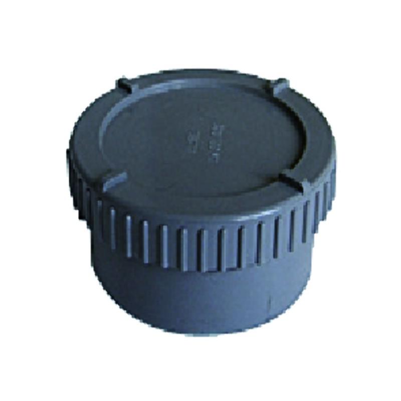 BOUCHON PVC DIA 125
