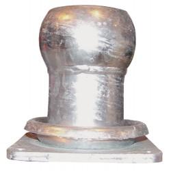 Manchon à sphère et bride diamètre 200 mm