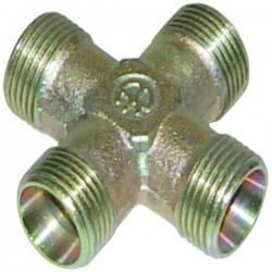 """Croix Egale CX12 nu Filetage mâle 12"""" - 18x150 mm"""