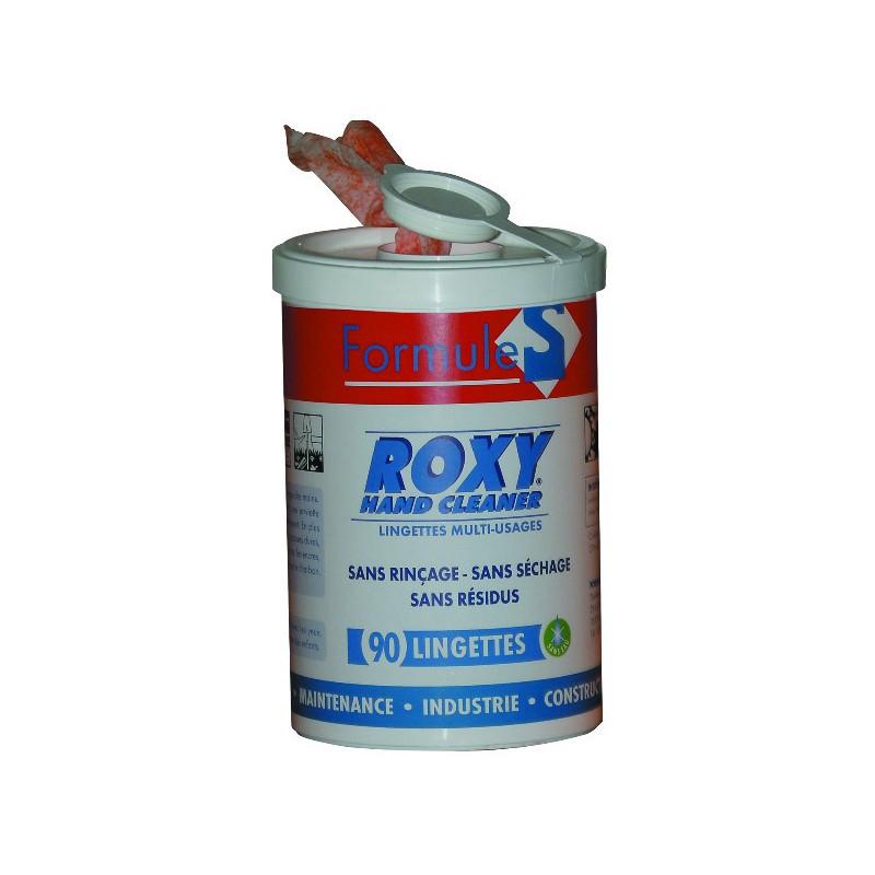LINGETTES HAND CLEANER BOITE DE 90 FORMULE S