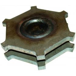 Noix lisse 8x28 al30 adaptable audureau