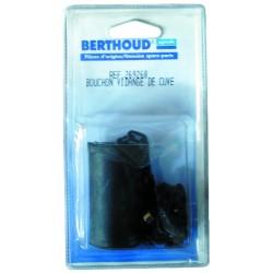 Bouchon de vidange avec chainette 327518 Berthoud