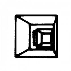 Ventouse carrée 30x30 mm planteuse Ribouleau
